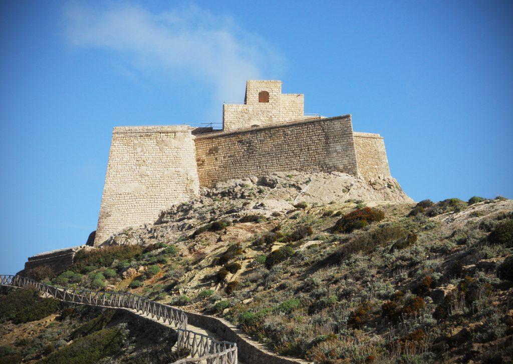 Castello di Marettimo