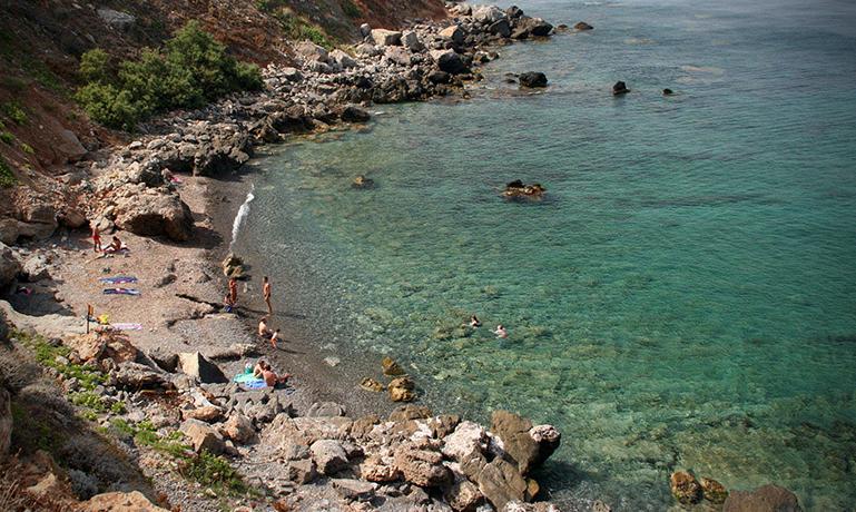 Spiaggia de Rotolo