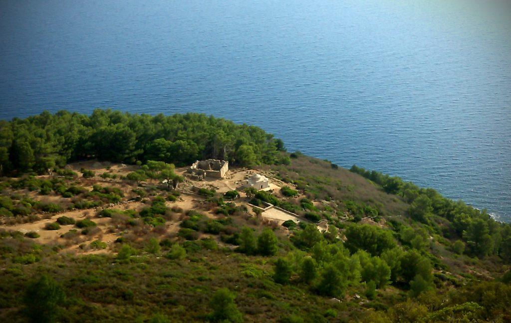 Case Romane e chiesetta bizantina