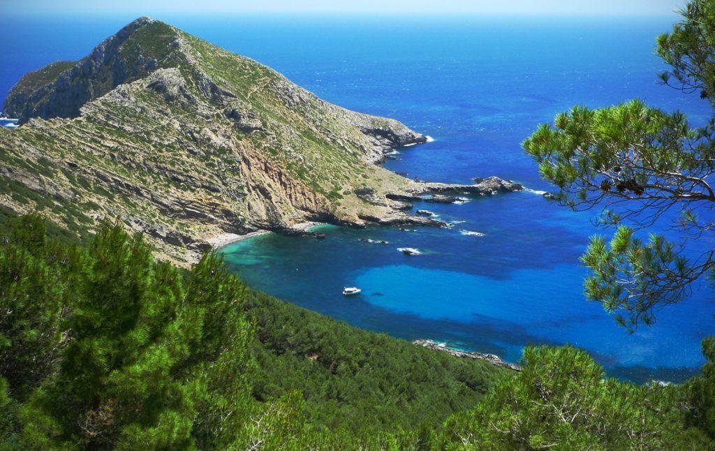 Zotta Muletti dal-sentiero per Punta Libeccio