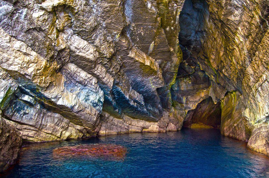 Grotta della Bombarda