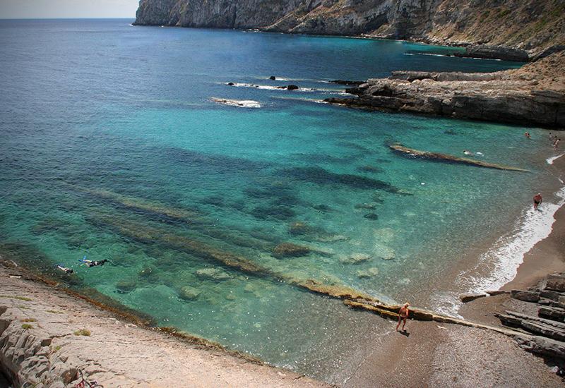 Praia dei Nacchi